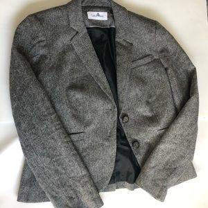 Calvin Klein Blazer gray size 6